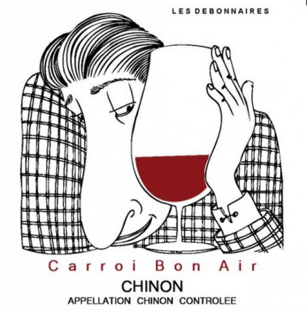 Chinon Domaine Carroi - Bon Air 2011